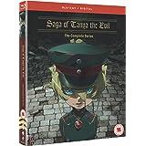 Saga of Tanya The Evil: The Complete Series - Blu-ray