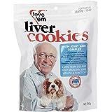 Love 'Em Joint Care Liver Cookies 430g, Medium/Large, Adult/Senior, Dogs