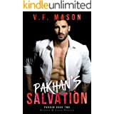 Pakhan's Salvation (Bratva & Cosa Nostra Book 2)