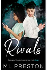 Rivals: An enemies to lovers romance Kindle Edition