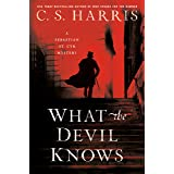 What the Devil Knows (Sebastian St. Cyr Mystery Book 16)