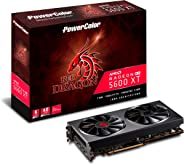 Powercolor RX5600XT 搭載 グラフィックボード Red Dragon[AXRX 5600XT 6GBD6-3DHR/OC]