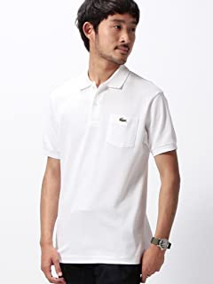 Heavy Pique Polo Shirt 11-02-0145-462: White