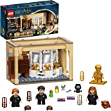 LEGO Harry Potter Hogwarts: Polyjuice Potion Mistake 76386 Bathroom Building Kit with Minifigure Transformations; New 2021 (2