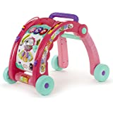 Little Tikes Light n Go 3 in 1 Walker & Activity Table - Pink