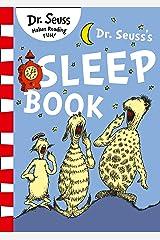 Dr. Seuss's Sleep Book Kindle Edition