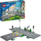 LEGOCityRoadPlates60304BuildingKit