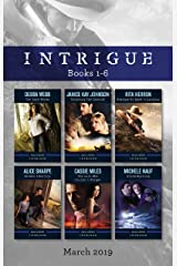 Intrigue Box Set 1-6/The Dark Woods/Trusting the Sheriff/Hostage at Hawk's Landing/Hidden Identity/The Girl Who Couldn't Forget/Storm Warni (A Winchester, Tennessee Thriller) Kindle Edition