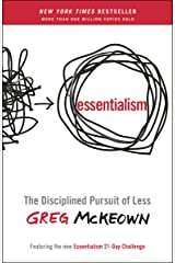 Essentialism: The Disciplined Pursuit of Less (English Edition) Kindle版