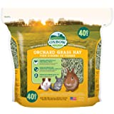 (40oz) Oxbow Farm - Fresh Hay (Orchard Grass),2.5 Pound (Pack of 1)