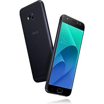 ASUS ZenFone4 Selfie Pro ZD552KL 【日本版】ブラック(オクタコアCPU/4GB/64GB/DSDS/SIMフリー)【正規代理店品】ZD552KL-BK64S4/A