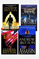 Andrew Britton Bundle: The American, The Assassin,The Invisible, The Exile (A Ryan Kealey Thriller) Kindle Edition