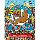Where's the Sloth?: A Super Sloth Search Book