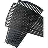 Cable ties 18 inch,Thick Premium Heavy Duty. 100 Piece Value Pack of Black Nylon Wire Zip Ties by Strong Ties. 175 Pounds Ten
