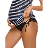 EastElegant Maternity Bikini Bottom Tankini Shorts Pregancy Swim Bottom Bathing Suits Bottoms Only