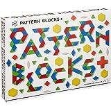 PATTERN BLOCKS+【パターンブロックプラス・東洋館出版社オリジナル・木のおもちゃ・150ピース・オールカラー…