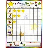 Kenson Kids Kenson Kids I Can Do It Reward and Responsibility Chart, 11 X 15.5-Inch