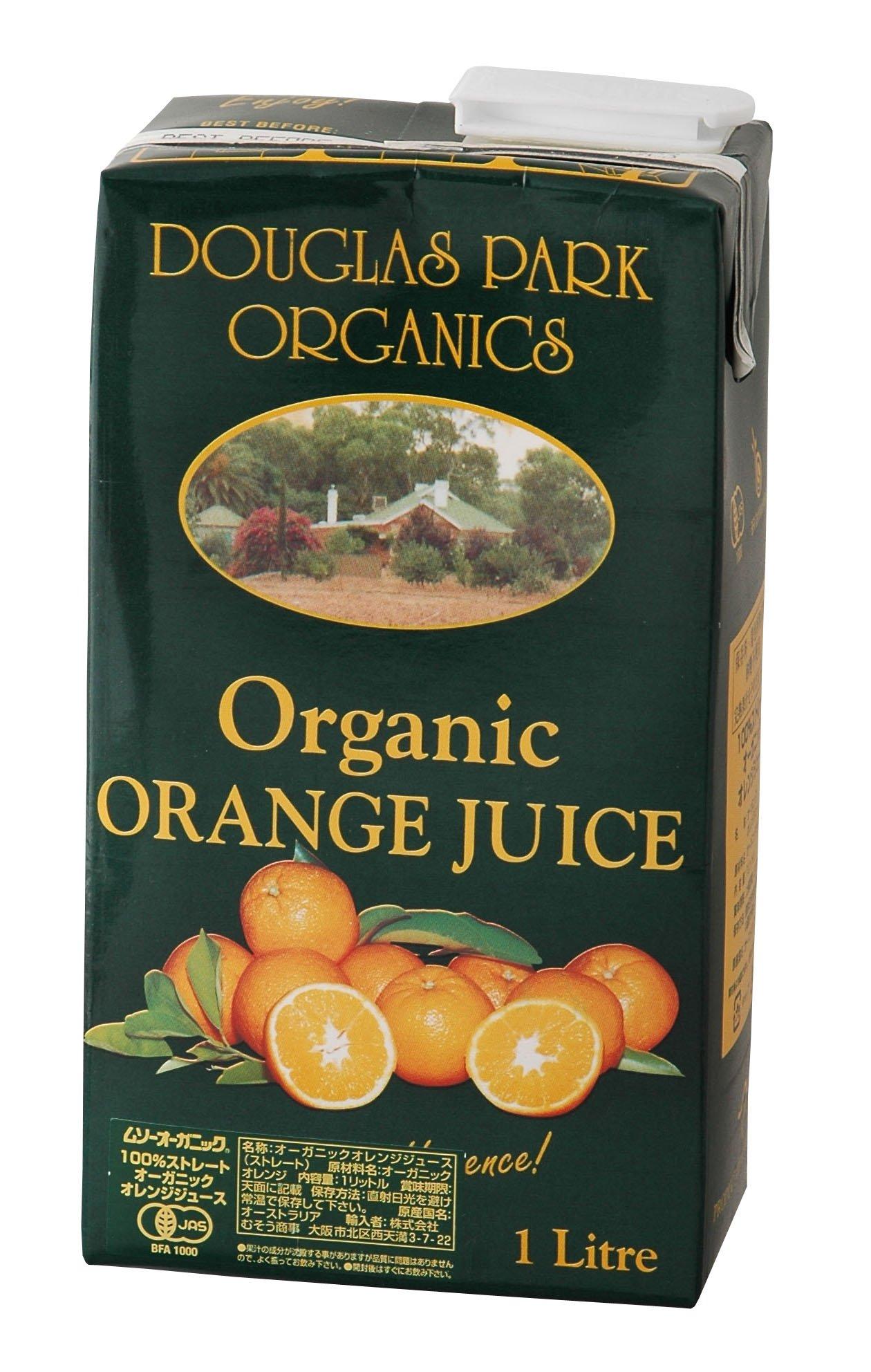 ムソー オーガニックオレンジジュース