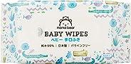 [Amazonブランド]Mama Bear ベビー 手口ふき 純水99% 60枚入×20個 (1200枚) 日本製 パラベンフリー