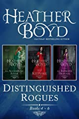 Distinguished Rogues Books 4-6: An Accidental Affair, Keepsake, An Improper Proposal (Distinguished Rogues Boxed Set Book 2) Kindle Edition