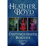 Distinguished Rogues Books 4-6: An Accidental Affair, Keepsake, An Improper Proposal (Distinguished Rogues Boxed Set Book 2)