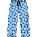 """Manchester City FC Adults Lounge Pants/Pyjama Bottoms - Authentic Imported EPL (Large 36/38"""") Blue"""