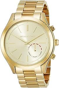 [マイケルコース] 腕時計 MICHAEL KORS ACCESS SLIM RUNWAY ハイブリッドスマートウォッチ MKT4002 正規輸入品