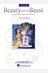 Beauty and the Beast (PIANO) Kindle Edition