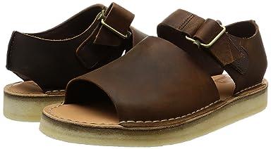 Trek Strap: Dark Brown Leather