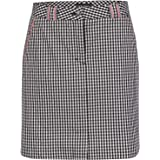 GOLFINO Vichy Skort Medium Length