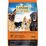 Canidae All Life Stages Dry Dog Food, Lamb Meal and Rice, 15lbs