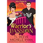 Warrior's Passion: A Paranormal Chick Lit Novel (Gods of Thunder)