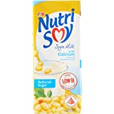 Nutrisoy F&N NutriSoy Soya Milk With Calcium And Reduced Sugar (Pack of 24)