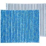 空気清浄機用交換フィルター対応品番:(KAC979A4の後継品) KAC998A4 交換用集塵プリーツフィルター (汎用型/5枚入)