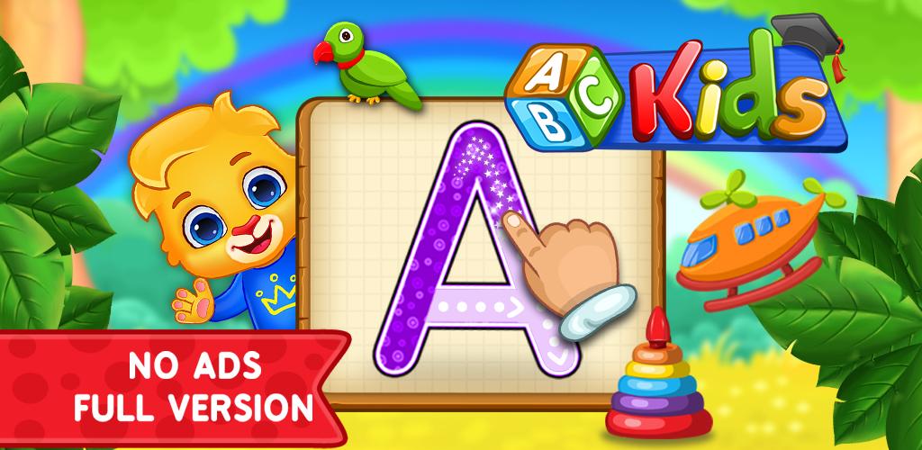 ABC Kids - Tracing & Phonics no ads