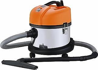 日動工業 業務用バキュームクリーナー15L NVC-15L-N 乾湿両用 業務用掃除機