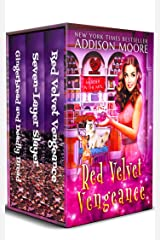 Murder in the Mix Books 4-6 (Murder in the Mix Boxed Set Book Book 2) Kindle Edition