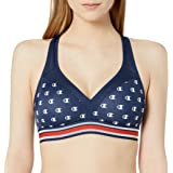 Champion womens B9373P The Curvy Bra - Print Sports Bra