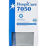 HospiCare 7050 Alcohol Wipes, 50 ct