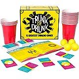 Gutter Games Trunk of Drunk Board Game