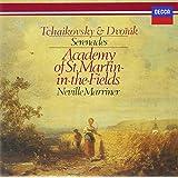 チャイコフスキー:弦楽セレナード/ドヴォルザーク:弦楽セレナード