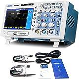 Hantek DSO5102P Digital Storage Oscilloscope 100MHz 2Channels 1GSa/s 7'' TFT LCD