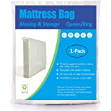 ComfortHome Mattress Bag for Moving and Storage, Queen/King, 1 Pack