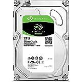 """Seagate BarraCuda 3.5"""" 2TB 内蔵ハードディスク HDD 2年保証 6Gb/s 64MB 7200rpm 正規代理店品 ST2000DM006"""