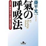 氣の呼吸法 全身に酸素を送り治癒力を高める (幻冬舎文庫)