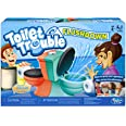 Toilet Trouble FLUSHDOWN - Race to Spray Your Opponent - 2 Players - Kids Toys & Games - Ages 4+
