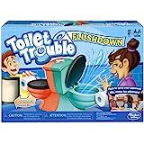 Hasbro Gaming Toilet Trouble Flushdown Kids Game