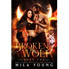 Broken Wolf: A Fated Mates Paranormal Romance (Savage Book 2)