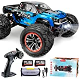 Hosim RC Cars 1:12 4WD 46KM/H High Speed Remote Control Car RC Monster Truck for Kids Adults, All Terrain Offroad Car 40+ Min