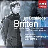Britten Serenade For Tenor Horn Strings Les Illuminations Nocturne